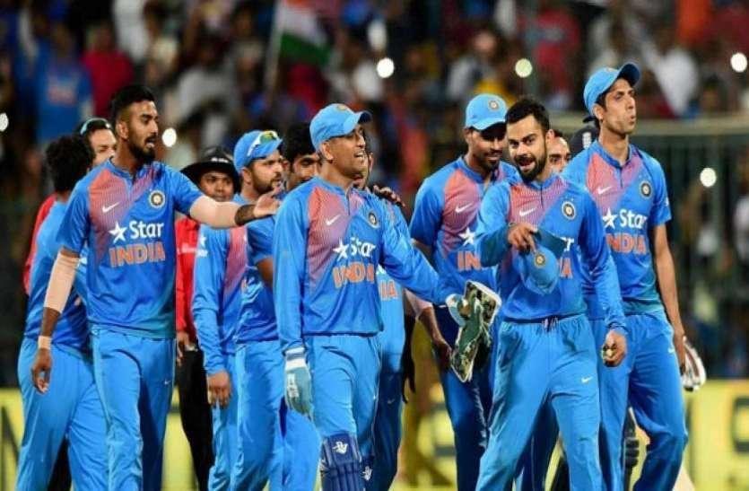 टी-20 में टीम इंडिया की बादशाहत बरकरार, लगातार 10 सीरीज से है अपराजेय, विदेश में भी बजा डंका