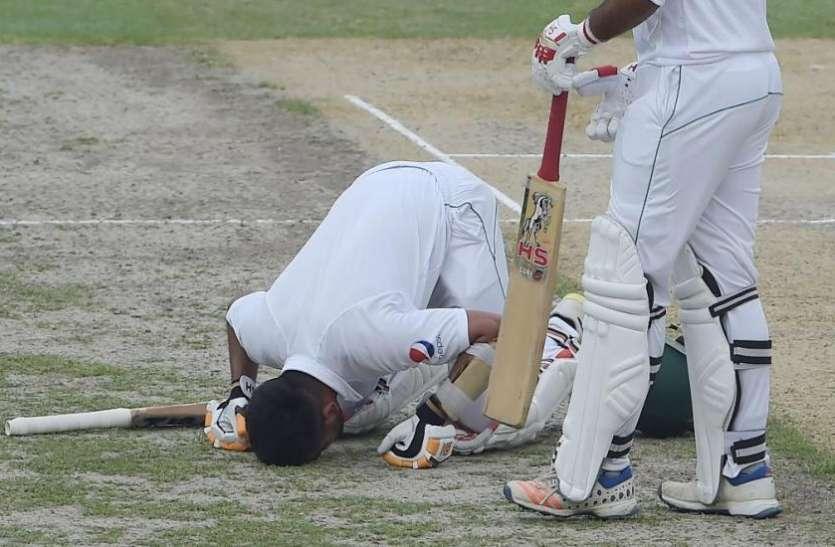 PAK vs NZ 2nd Test: बराबरी के लिए छटपटा रही पाक टीम ने पहली पारी में बनाए 418 रन