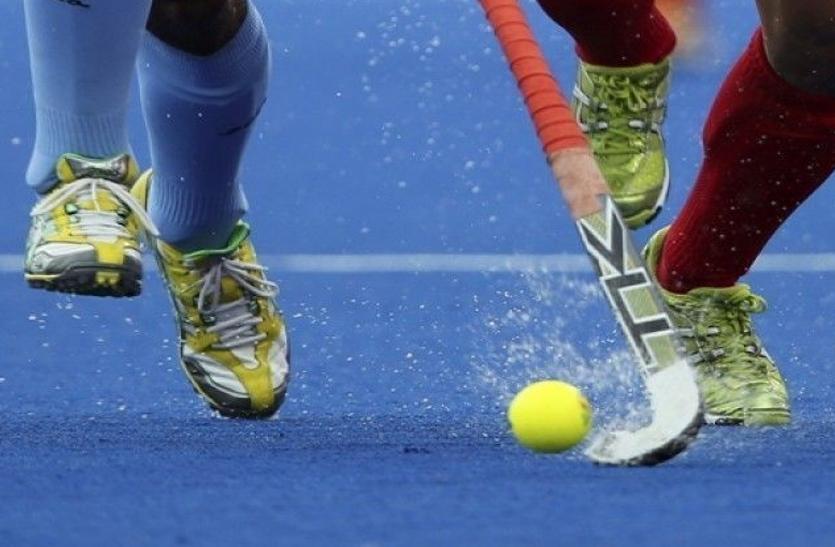 गेल इंडिया लिमिटेड की  क्षेत्रीय हॉकी खेल स्पर्धा का समापन
