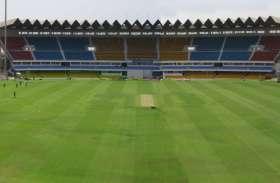 रणजी में राजस्थान और यूपी की टक्कर का गवाह बनेगा ग्रीनपार्क स्टेडियम
