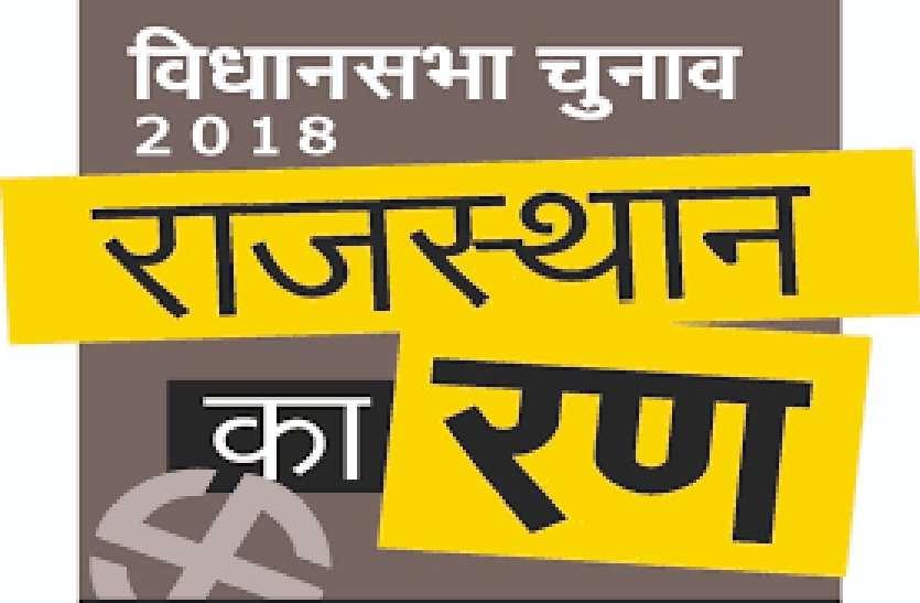 Rajasthan Election 2018 : एक समय में 240 कर्मचारी करेंगे मतगणना, हर विधानसभा क्षेत्र के लिए लगेंगे 10-10 टेबल...