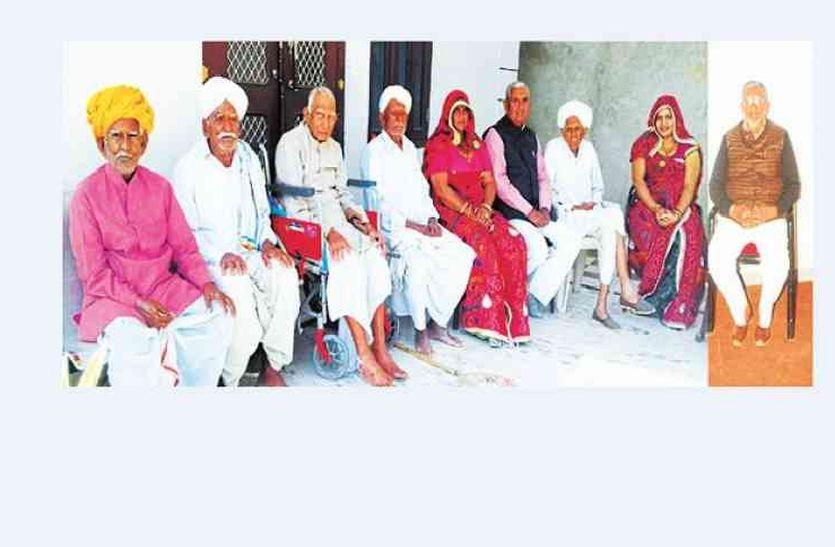 kiran Devi Sarpanch Jheegar Chhoti Sikar Rajasthan