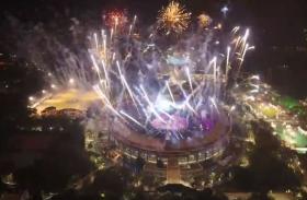हॉकी विश्वकप का उद्घाटन,बॉलीवुड हस्तियों ने जमाया रंग