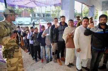 जम्मू-कश्मीर पंचायत चुनाव: 7वें चरण का मतदान संपन्न, 75.3 प्रतिशत हुई वोटिंग