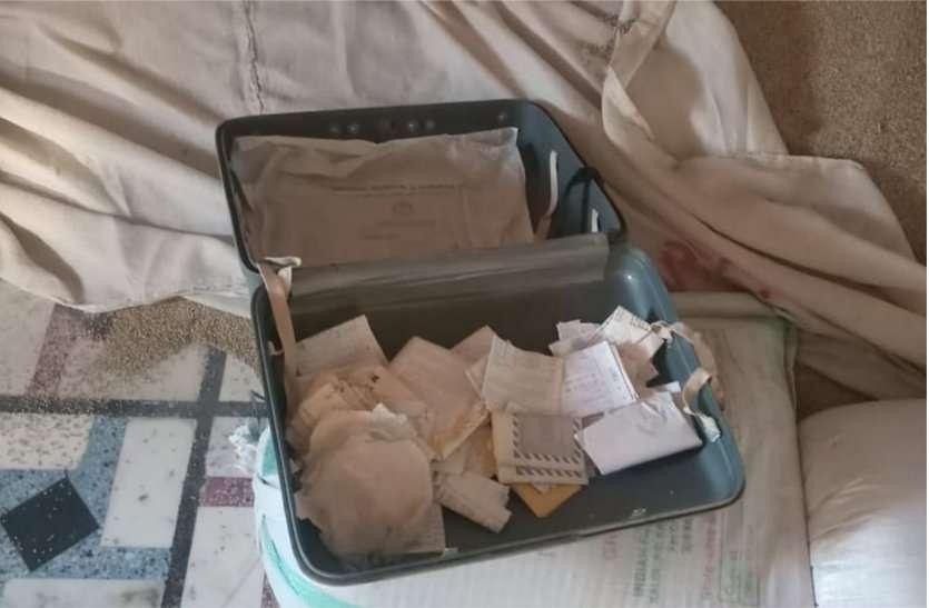 चोरों ने घर में किया हाथ साफ, नगदी सहित आभूषण चोरी