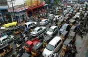 ट्रैफिक पुलिस का नया प्लान, अब मैदागिन नहीं जा पाएंगे शव वाहन, इन मार्गों के लिए भी की गई नई व्यवस्था