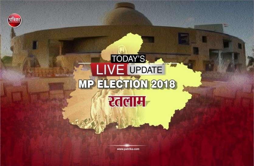 Mp elecation 2018: पहले एक घंटे में मंदसौर में सर्वाधिक 5.81 प्रतिशत वोटिंग