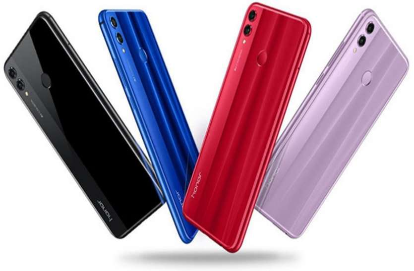 शानदार लुक और बेहतरीन कैमरे वाला स्मार्टफोन है Honor 8X