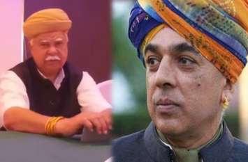 Kalvi के विवादित बोल-'सांप की मौसी' को मारने के लिए Jhalrapatan में देंगे मानवेन्द्र सिंह का साथ