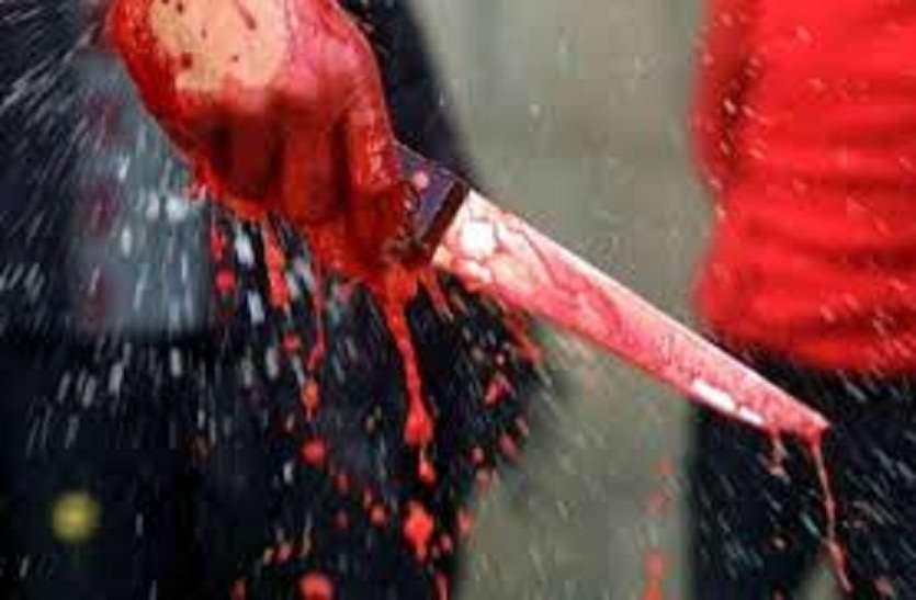 दादा की हत्या के आरोप में पोता गिरफ्तार
