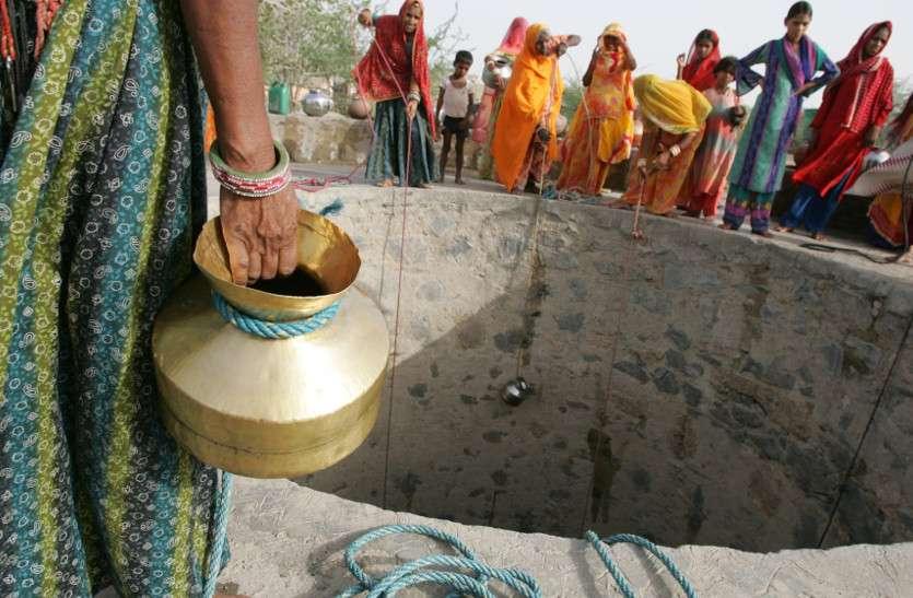 लेकसिटी में जल संकट: जलदाय विभाग के पास नहीं भूमिगत रिसाव पकडऩे के जरूरी संसाधन