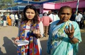 mp election 2018: युवाओं से लेकर बुजुर्गों तक में दिखी महापर्व मनाने की उत्सुकता