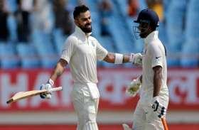 IND vs CAXI: कौंधा पृथ्वी-कोहली का बल्ला, 5 भारतीय बल्लेबाजों ने अर्धशतक ठोकते हुए बनाए इतने रन