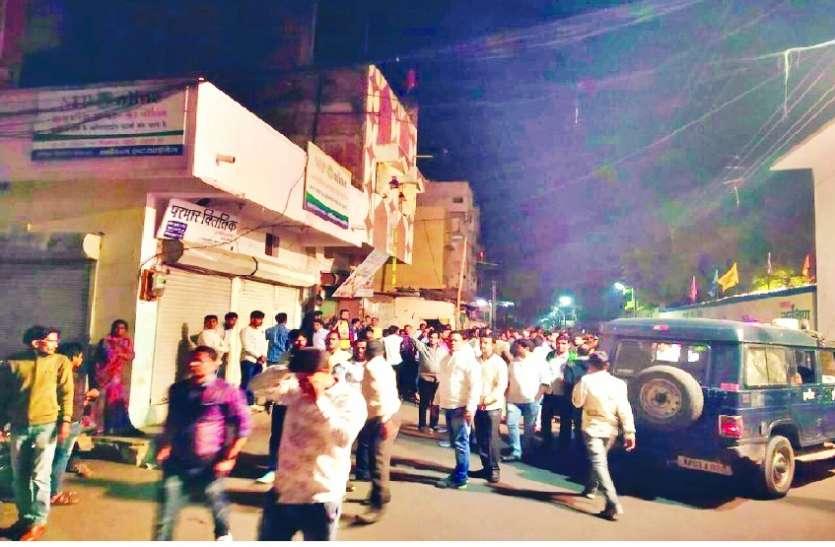MP ELECTION : वोटिंग के दौरान हुआ था विवाद, रात को ऐसे लिया बदला
