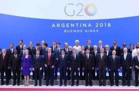 अर्जेंटीना में G-20 सम्मेलन शुरू, पीएम मोदी ने कई देशों के नेताओं से की मुलाकात