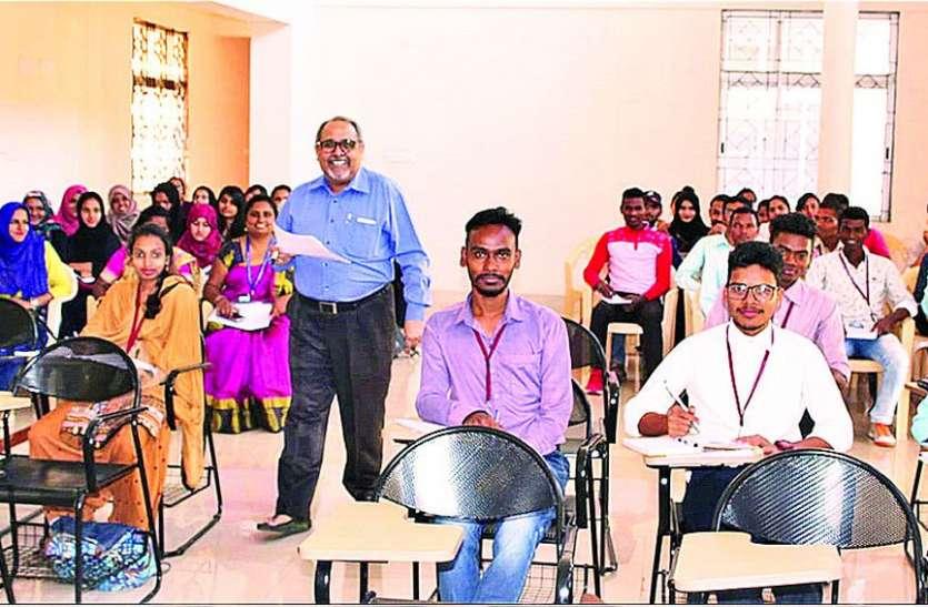 हिन्दी कार्यशाला का समापन