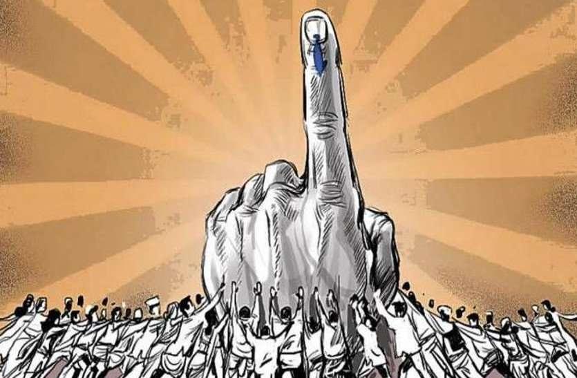 यहां रैली में मतदाताओं को 11 फरवरी को वोट देने का संदेश, एसडीएम ने बंद करवाया स्पीकर