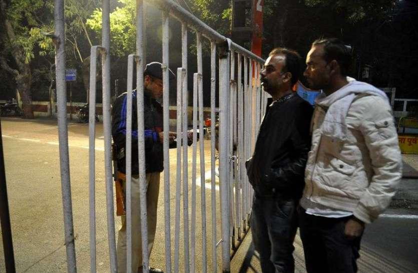 सुरक्षा घेरे में मतपेटिया