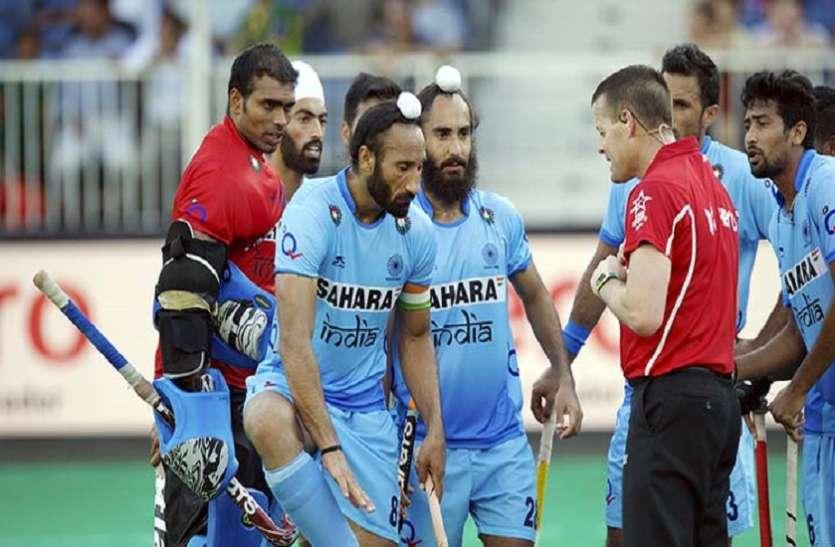 बेल्जियम के खिलाफ भारत को खेलनी होगी तय रणनीति से हॉकी, कोच ने दिए जीत के मंत्र
