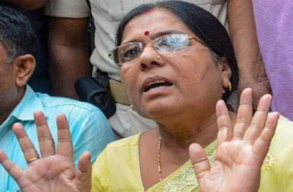 पेशी के बाद चीखीं मंजू वर्मा,बोली- क्या है मेरा कसूर,कोई बताएगा?