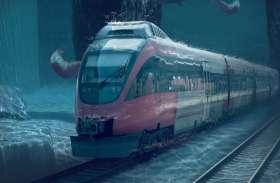 अब पानी में भी चलेगी हाईस्पीड ट्रेन, मुंबई से दुबई के बीच रेलवे लाइन बिछाने की योजना!