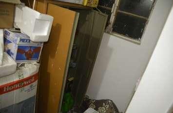 यहां चोरों ने मचाया शोर , दो सूने मकानों से नकदी ज्वैलरी पार करने में हुए कामयाब