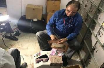दिल्लीः चांदनी चौक में 'हवाला रैकेट' का खुलासा, 100 निजी लॉकरों से 25 करोड़ बरामद, गिनती जारी