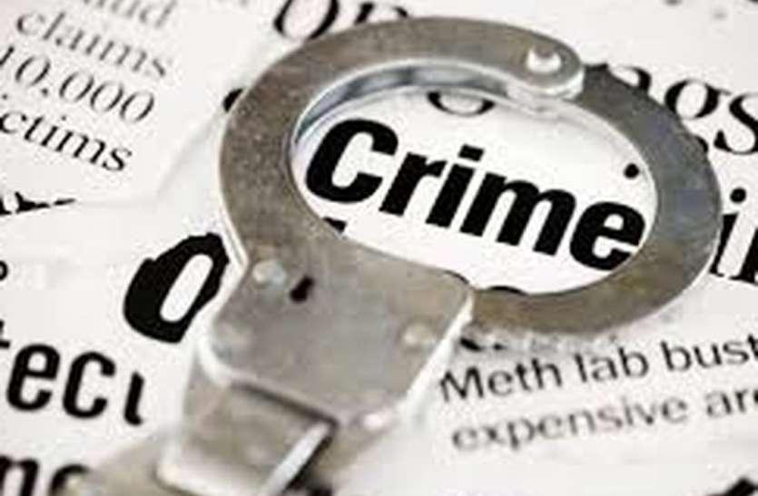 चोरी करने की लगी ऐसी लत, जेल से निकलते ही की चोरी, हुए गिरफ्तार