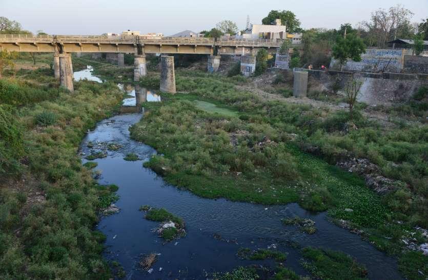 आयड़ नदी के उद्धार को लेकर यह सोचते हैं उदयपुर विधानसभा के प्रत्याशी....