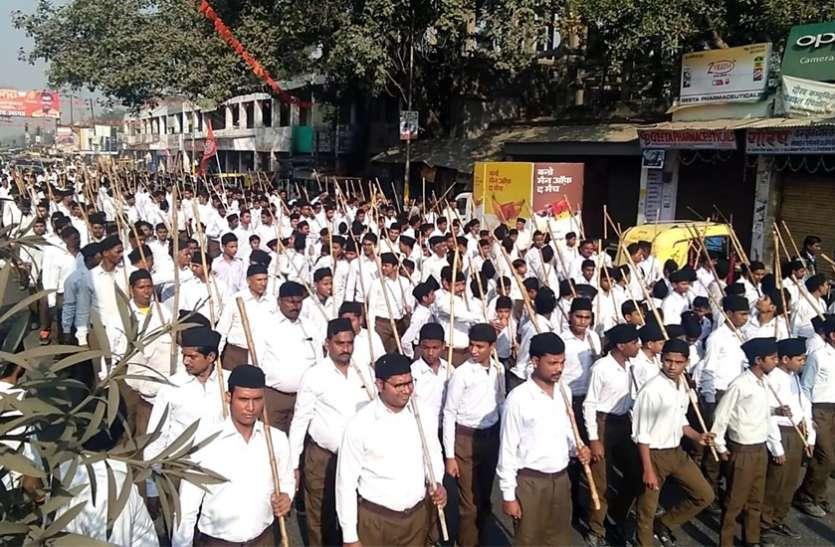 खुद की हत्या के आरोप में RSS कार्यकर्ता गिरफ्तार