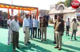 VIDEO : केंद्रीय गृहमंत्री राजनाथ सिंह आज सोजत में करेंगे जनसभा