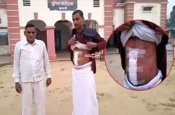 """""""सपा नेता ने मोदी मिशन से जुड़े BJP नेता को मारी गोली"""", अब भाजपा नेता को योगीराज में भी नहीं मिल रहा न्याय"""