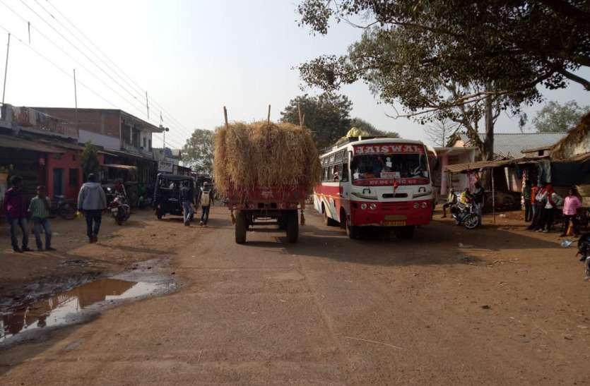 चुनाव के चलते राजस्थान की ओर से आने वाली 30 बस बंद