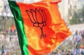 भाजपा के मेयर पद के पांचों उम्मीदवारों की घोषणा के साथ मिनी सेमी फाइनल की ओर बढा हरियाणा