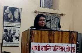 जोधपुर : कलमकार साहित्य यात्रा में साहित्य सृजकों ने किया रचना पाठ