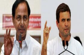 तेलंगाना में गरजे राहुल गांधी,केसीआर को दिया यह नया नाम