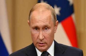 रूस पर बढ़ा अंतरराष्ट्रीय दबाव, पुतिन बोले- नाविकों की रिहाई पर यूक्रेन से कोई बातचीत नहीं