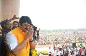 ब्राह्मण वोटरों को खुश करने के लिए राजा भैया ने उठाया खास शस्त्र, इस सियासत पर लगायी मुहर