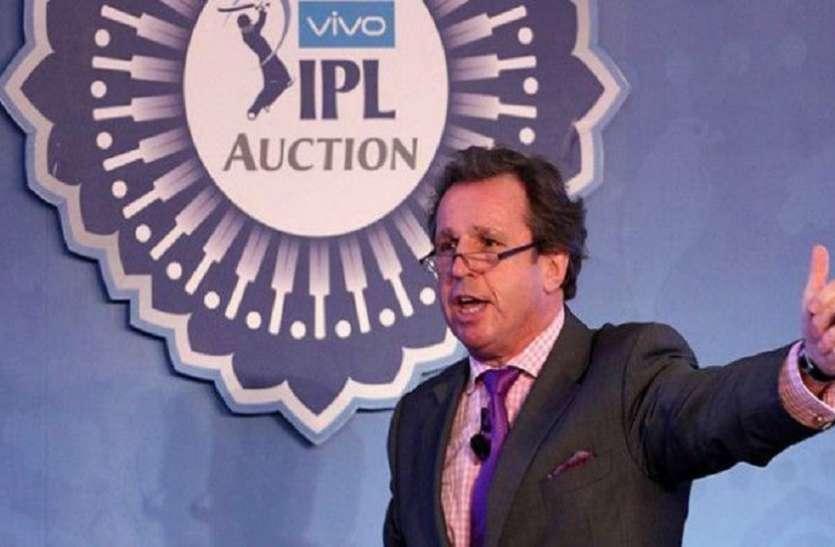 आइपीएल-2019 के लिए जयपुर में नीलामी आज से