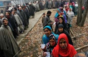 VIDEO: जम्मू-कश्मीर में पंचायत चुनाव का आज 7वां चरण, सुबह से जारी मतदान
