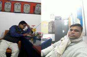 सीएम के दुमका राजभवन प्रवास के दौरान बीएसएनएल का नेटवर्क रहा गायब,दो अधिकारियों को तीन घंटे थाने में बैठाया