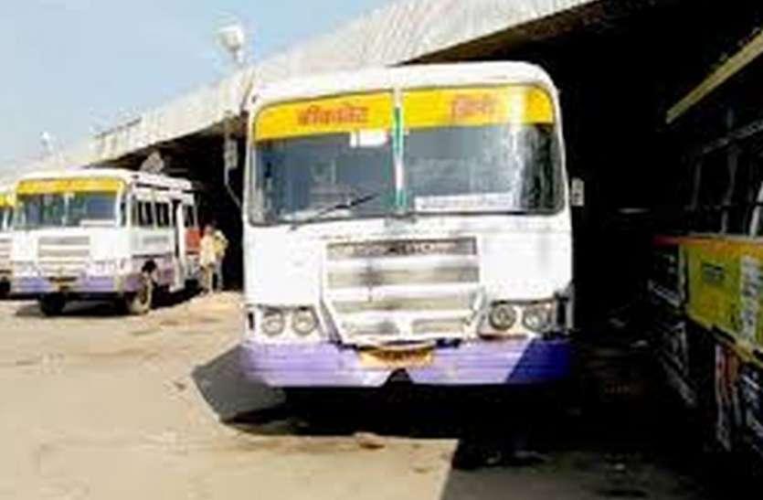 रोडवेज का घट रहा यात्रीभार, अवैध वाहन भी बन रहे राह में रोड़ा