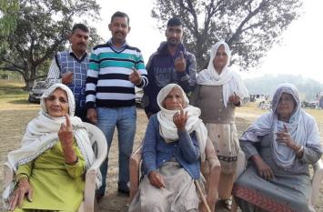 जम्मू-कश्मीर पंचायत चुनाव: सातवें चरण के मतदान संपन्न