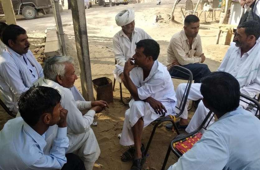 राजस्थान का रण : कुआं का पानी सींचेगा वोटों की फसल