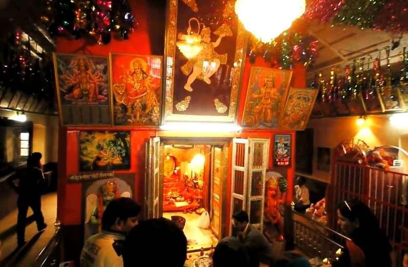 मंदिर में आज भी मौजूद है हनुमान जी के पद चिन्ह, भक्तों की मांगी हर मुराद होती है पूरी