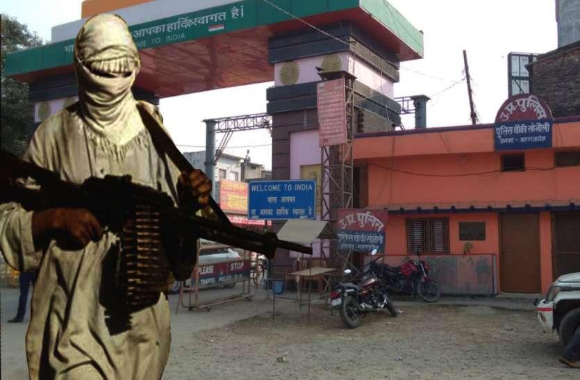 लश्कर के 4 प्रशिक्षित आतंकियों के यूपी में घुसने की खबर, निशाने पर चार शहर!