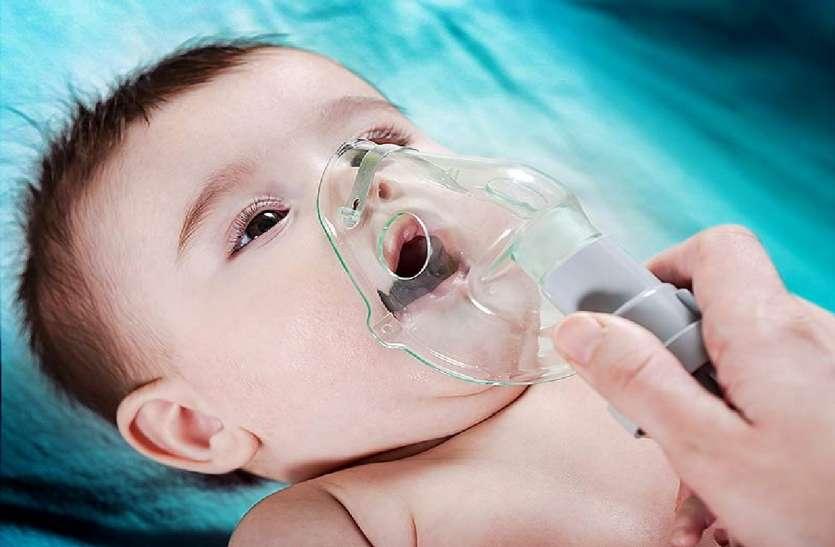 बेबी में अस्थमा के लिए विटामिन-ए है जिम्मेदार