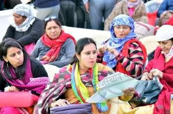 चुनाव से पहले जयपुर में यहां लगा मेला, पहुंचे सैंकड़ो लोग, देखें तस्वीरें
