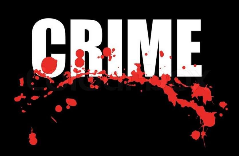 घर छोड़कर जा रही पत्नी रोकने पर भी नहीं मानी, तो पति ने कुल्हाड़ी मार कर दी हत्या