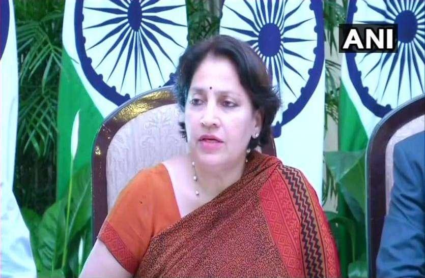 भारत को मिली बड़ी कामयाबी, पूर्व भारतीय राजनयिक प्रीति सरन सीईएससीआर पैनल के लिए चुनी गईं